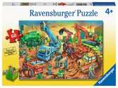 Construction Crew Jigsaw Puzzles;Children s Puzzles - Ravensburger