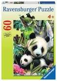 Panda Family Jigsaw Puzzles;Children s Puzzles - Ravensburger