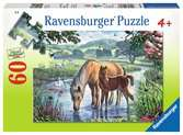 Mother & Foal Jigsaw Puzzles;Children s Puzzles - Ravensburger