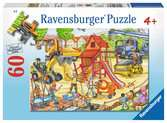 Building a Playground Jigsaw Puzzles;Children s Puzzles - Ravensburger