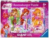 Flora, Bloom & Stella Puzzle;Puzzle per Bambini - Ravensburger