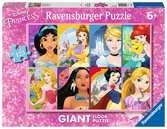 Mundo de princesas Puzzles;Puzzle Infantiles - Ravensburger