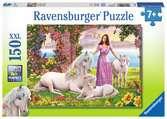 PIĘKNA KSIĘŻNICZKA 150ELE Puzzle;Puzzle dla dzieci - Ravensburger