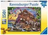 Voyage à bord de l Arche Puzzle;Puzzles enfants - Ravensburger