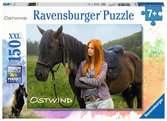 Ausritt mit Ostwind Puzzle;Kinderpuzzle - Ravensburger