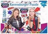 Puzzle 150 p XXL - Girls rock / Maggie & Bianca Puzzle;Puzzles enfants - Ravensburger