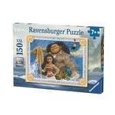 Puzzle 150 p XXL - Aventureuse Vaiana / Disney Puzzle;Puzzles enfants - Ravensburger