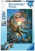 Puzzle 150 p XXL - Le dinosaure géant Puzzle;Puzzle enfant - Ravensburger