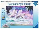 Unicorn Beach Jigsaw Puzzles;Children s Puzzles - Ravensburger