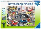 Police on Patrol Jigsaw Puzzles;Children s Puzzles - Ravensburger