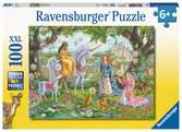 Princess Party Jigsaw Puzzles;Children s Puzzles - Ravensburger