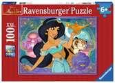 Disney Princess Jasmine XXL100 Puzzles;Children s Puzzles - Ravensburger