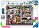 Disney Multicharacter XXL 100pc Puzzles;Children s Puzzles - Ravensburger