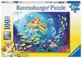 Little Mermaid Jigsaw Puzzles;Children s Puzzles - Ravensburger