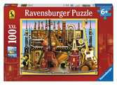 Music Castle Jigsaw Puzzles;Children s Puzzles - Ravensburger