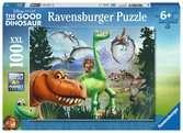 Arlo und Spot auf Abenteuerreise Puzzle;Kinderpuzzle - Ravensburger