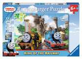 Thomas & Friends: King of the Railway Jigsaw Puzzles;Children s Puzzles - Ravensburger