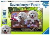 Traveling Pups Jigsaw Puzzles;Children s Puzzles - Ravensburger