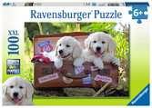 Puzzle 100 p XXL - Petite pause Puzzle;Puzzle enfant - Ravensburger