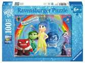 Disney Inside Out XXL100 Puzzles;Children s Puzzles - Ravensburger