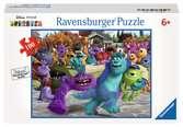 Disney Pixar Collection:Bons copains Puzzles;Puzzles pour enfants - Ravensburger