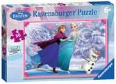 Disney Frozen 80pc Puzzles;Children s Puzzles - Ravensburger