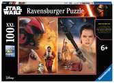 Star Wars The Force Awakens XXL100 Puzzles;Children s Puzzles - Ravensburger