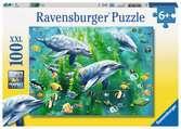Dolphin Trio Jigsaw Puzzles;Children s Puzzles - Ravensburger
