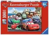 Brisantes Rennen Puzzle;Kinderpuzzle - Ravensburger