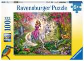 Unicorn XXL100 Puzzles;Children s Puzzles - Ravensburger