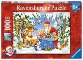 La hotte du Père Noël EDITION NOEL Puzzle;Puzzle enfant - Ravensburger