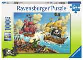 Pirate Battle Jigsaw Puzzles;Children s Puzzles - Ravensburger