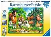 Dierenbijeenkomst Puzzels;Puzzels voor kinderen - Ravensburger