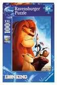 Disney Lví král 100 dílků 2D Puzzle;Dětské puzzle - Ravensburger