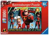 Incredibles 2 Puzzle;Kinderpuzzle - Ravensburger