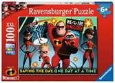 Úžasňákovi 2 100 dílků 2D Puzzle;Dětské puzzle - Ravensburger
