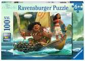 Moana and Maui Jigsaw Puzzles;Children s Puzzles - Ravensburger