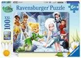 Les fées de l hiver Puzzle;Puzzles enfants - Ravensburger
