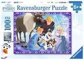 Olaf Frozen Adventure Puzzels;Puzzels voor kinderen - Ravensburger