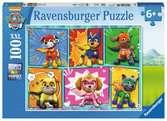 Teamwork Puslespil;Puslespil for børn - Ravensburger