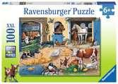 Am Stall Puzzle;Kinderpuzzle - Ravensburger