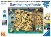 Despicable Me XXL100 Puzzles;Children s Puzzles - Ravensburger