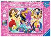 Disney Princess Collection XXL100 Puzzles;Children s Puzzles - Ravensburger