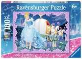 Disney Princess Cinderella XXL100 Puzzles;Children s Puzzles - Ravensburger