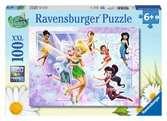 Disney Fairies Puzzels;Puzzels voor kinderen - Ravensburger
