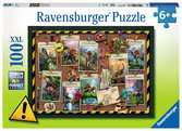 Collection de Dinosaures Puzzle;Puzzles enfants - Ravensburger