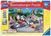 Mickeys vrolijke Skate Club Puzzels;Puzzels voor kinderen - Ravensburger