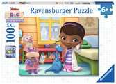 Doc Explains! Jigsaw Puzzles;Children s Puzzles - Ravensburger