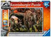 Jurassic World Fallen Kingdom XXL100 Puzzles;Children s Puzzles - Ravensburger