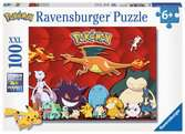Ravensburger Pokemon XXL 100pc Jigsaw Puzzle Puzzles;Children s Puzzles - Ravensburger